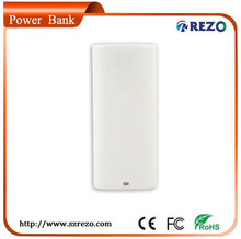 small size 3000Amh 2012 best sale portable power bank