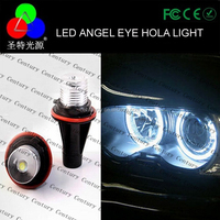 High power LED Angel Eye Halo Light E39 E60 E61 M5 X3 X5 White Marker Kits