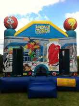 inflatable bouncer/inflatable jumping bouncer/Looney Tunes Bouncer