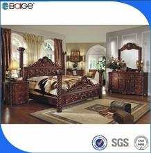 bedroom furniture antique hand carved/antique distressed mirror furniture/antique furniture wholesaler