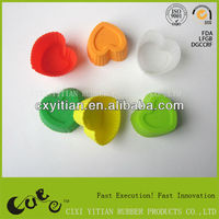 silicone cake mould, cake mould, heart shape cake maker