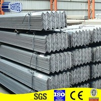 Equal price 90 degree standard sizes types of galvanized steel angle iron weights