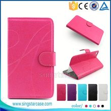 for Archos 40 Titanium Case, for Archos 40 Titanium Leather Case, for Archos 40 Titanium Wallet Case With Factory Price