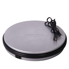 NA350 MDF model display turntable / electric motor tile rotary display turntablefor store product display