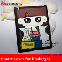 Sublimation Smart Cover with Aluminum Sheet for iPad 2/3/4