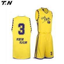 Professional custom jersey shirts design for basketball