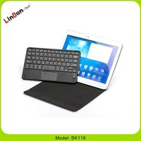 Bluetooth Keyboard Case with Trackpad for 7-8'' Tablet PC