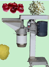 600-800kg/h wet dry garlic mixer electric vegetable grinder