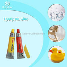 Household ISO9001 approved Waterproof stone glue epoxy adhesive for Plastic