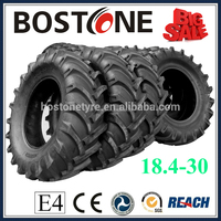 China factory BOSTONE brand high quality cheap agricultural tractor tire 18.4-26