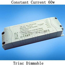 3 years warrenty 350mA 500mA 700mA Triac Dimmable LED 60w Switching Power Supply FOR UL