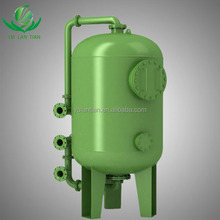 Removal of impurities from the liquid medium, mechanical water filter