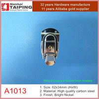 Draw bolt Closure hasp toggle Latch for Case with lock