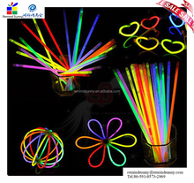 plastic glow stick for event ,party