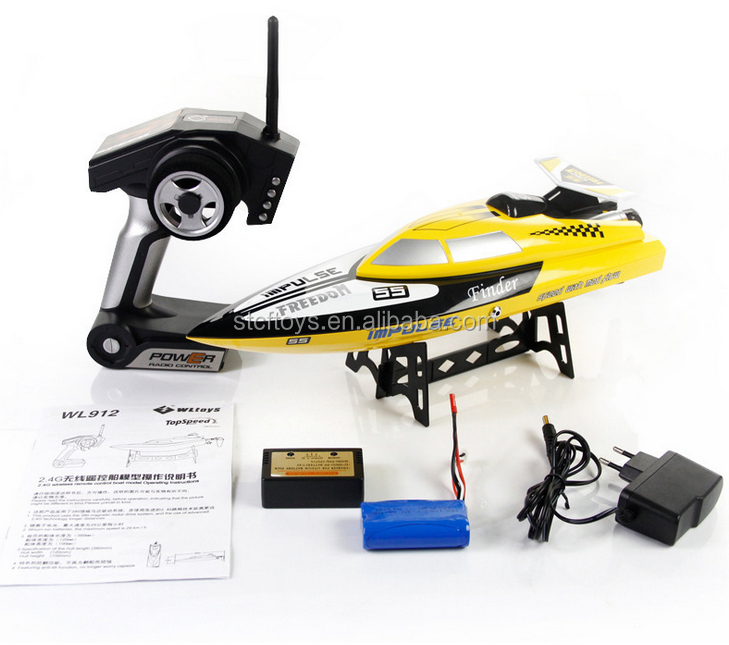 Radio control fishing boat tiger shark racing omni for Rc fishing boats for sale