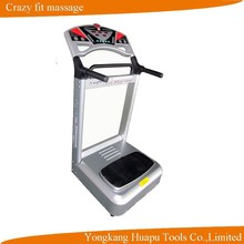 New fitness equipment plate vibration plate