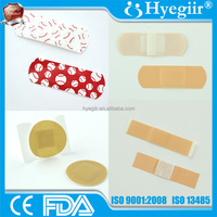 Small sized kid size adhesive wound plaster for children with CE and FDA certificates in bulk