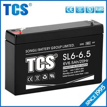 the best ups battery supplier provide 6v6.5ah agm battery solar ups small size battery