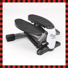 Sit-down foot fitness hydraulic sitting twist mini stepper active
