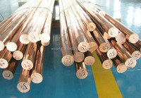 China Supplier High Quality Free Cutting Round Brass Bar For Industry