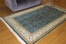 Special Offers 5x8 Pure Silk Handmade Kashmir Silk Rugs Carpets
