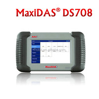 Autel MaxiDAS DS708 Code Scanner Universal Automotive Diagnostic System + Update online + Wifi Technology Car Diagnostic tool