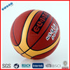High quality low price size 7 rubber basketball