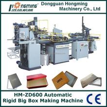 HM-ZD600 Automatic Rigid Big Box Making Machine