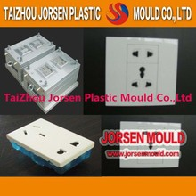 Plug mold plastic injection mold plastic mold production and processing electrical outlet insulators