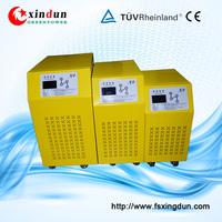 Professional factory X9 series off grid hybrid solar inverter 5000W