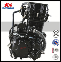 Single Cylinder Four Stroke Water Cooled Zongshen 150cc 3 Wheel Motorcycle Engine