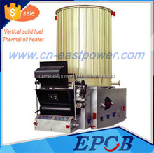 Vertical Low Pressure Coal Fired Hot Oil Outlet Boiler