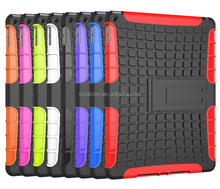 Dual-Layer Tough Armor Case Rugged Heavy Duty Cover Case For iPAD Air 1 2
