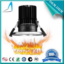 high bright dimmable cob led downlight,bright changable & selectable,surface mounted led downlight