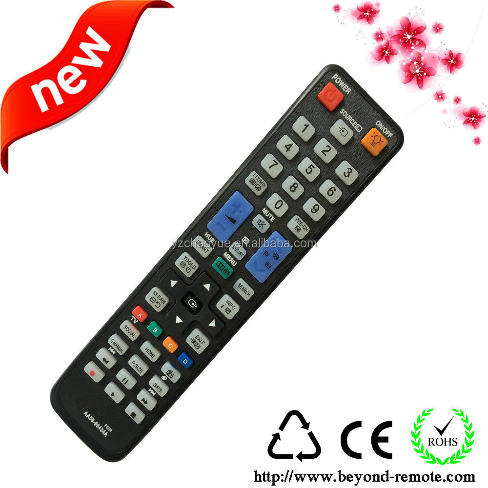 universal remote how to use