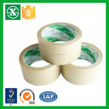 factory supply hot sell white self adhesive kraft tape