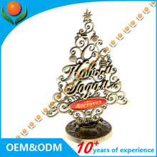 metal ornament for christmas tree decoration
