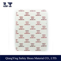 EN12568 Antistatic Anti Perforation Kevlar Insole For Safety Shoes