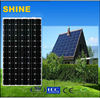 20w monocrystalline solar panels for rooftop application