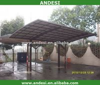 metal frame outdoor canopy