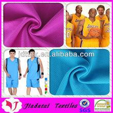 mesh football jersey fabric