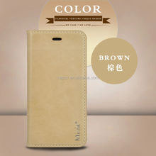 Alibaba china new arrival PU leather cell phone case for iphone 6s