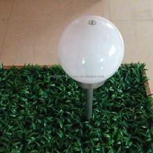 2015 best price alibaba china munufactory solar led garden street ball lights led solar garden lights