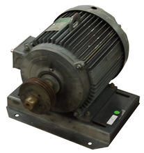 AC Motor TEFC 254T Frame 7.5HP 1165RPM 230/460Volt 3Phase 22/11Amp PARTS