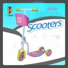 three wheel kick scooter, 3 wheel trike scooterJB308 (EN71-1-2-3 Certificate)