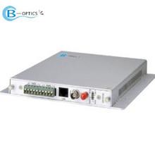 Analog camera to fiber media converter