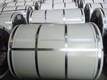 A variety of high quality prepainted galvanized steel coil
