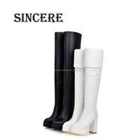 Mass Production Cheap Price OEM Women Wholesale Long Boots