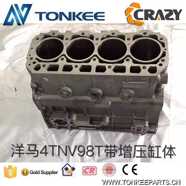 4TNV98T engine block 4TNV98T cylinder block MADE IN CHINA for YANMAR.jpg