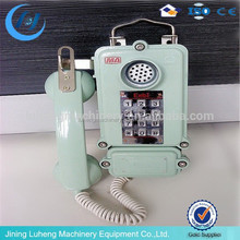 good price of KTH series Mining Explosion Proof Intrinsically Safe telephone